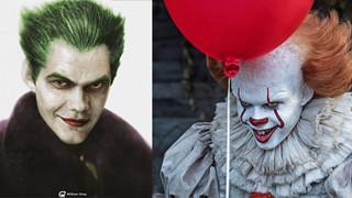 Sẽ ra sao nếu gã hề của IT trở thành Joker trong The Batman?