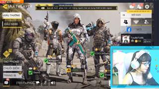 """Hãy xem cách Ngân Sát Thủ & Như Hexi """"phá đảo"""" Call of Duty: Mobile VN"""