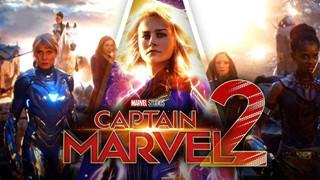 Captain Marvel 2 và bộ phim Avengers mới đang tìm kiếm một nữ đạo diễn