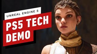 """Lần đầu tiên PS5 giới thiệu giao diện đồ hoạ của mình cùng bản demo Engine Unreal 5, """"vượt xa"""" cả PC"""