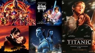 Xếp hạng 10 phim có doanh thu cao nhất lịch sử phòng vé thế giới (P1)