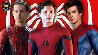 [HOT] Cả ba phiên bản Spider-Man sẽ tái hợp trong bom tấn lớn nhà Sony?