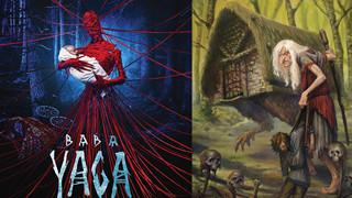 1001 điều cần biết về mụ phù thủy chuyên ăn thịt trẻ con Baba Yaga