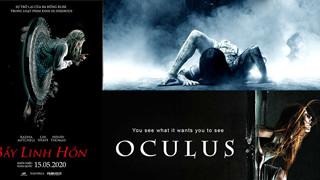 Danh sách những phim kinh dị lấy cảm hứng từ những đồ vật bị ám