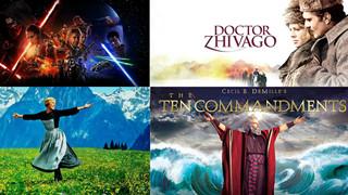 Xếp hạng 10 phim có doanh thu cao nhất lịch sử phòng vé thế giới (P2)