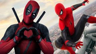 Hóa ra không phải MJ, Deadpool mới chính là tình yêu đích thực của Spider-Man?