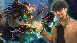 Huyền thoại Hideo Kojima sẽ hợp tác với Riot Games để thực hiện tựa game MMORPG về LMHT?