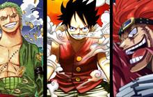 """One Piece: """"11 siêu tân binh"""" là ai? Nguồn gốc và sức mạnh của họ (Phần 1)"""