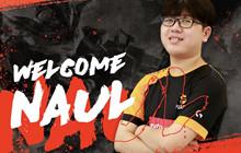 LMHT: Team Flash chính thức công bố bản hợp đồng mang tên Naul khiến fan vui mừng