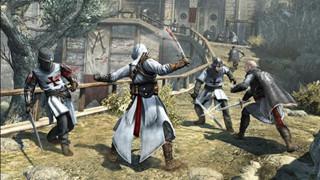 Tựa game Assassin's Creed đầu tiên lẽ ra sẽ không có nhiệm vụ phu