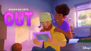 Phim hoạt hình về người đồng tính được Pixar phát hành