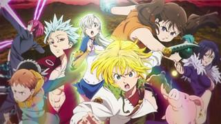Phần mới của anime Nanatsu No Tanzai gục ngã trước đại dịch COVID-19, chưa rõ bao giờ phát hành