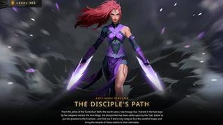 DOTA 2: Anti-Mage trở thành tâm điểm của những trang web đen sau khi được Valve chuyển giới