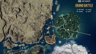 PUBG Mobile: Mọi thứ cần biết về bản đồ Fourex sắp tới