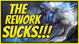 LMHT: Volibear Rework đã được buff ngay lập tức trong hotfix 10.11 vì quá yếu không ai chơi
