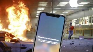 Apple khiến những kẻ cướp ngỡ ngàng vì iPhone bị đánh cắp trong cuộc biểu tình bị vô hiệu hoá
