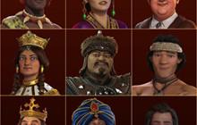Civilization 6: Leader thích hợp nhất cho những người mới chơi