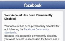 Hướng dẫn: Cách khôi phục tài khoản Facebook đang bị vô hiệu hoá