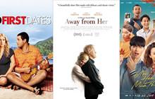 Điểm danh những tựa phim về tình yêu và... trí nhớ
