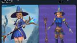 Game thủ ghen tị khi trang phục trong LMHT: Tốc Chiến đẹp vượt trội so với phiên bản PC