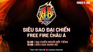"""Free Fire châu Á 2020 khởi tranh với những """"ông lớn"""""""