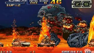 Sau 12 năm váng bóng, series game Metal Slug chính thức trở về với 2 tựa game đặc biệt