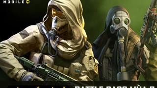 Battle Pass Season 7 của Call of Duty: Mobile VN có gì hấp dẫn?