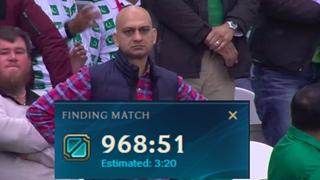 LMHT: Anh chàng streamer số nhọ nhất thế giới, đợi 16 tiếng mà chưa tìm được một trận nào