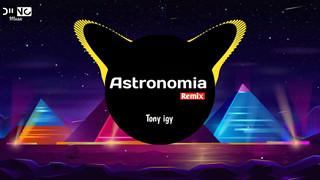 Nền nhạc Astronomia là gì ? Nền nhạc huyền thoại cho meme 4 anh da đen vác quan tài nhảy múa