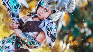 LMHT: Chiêm ngưỡng những bộ cosplay vô cùng xuất sắc bởi những cosplay-er nhí đáng yêu
