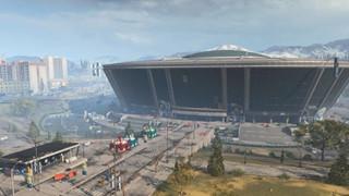 """Call of Duty: Warzone hé lộ khả năng """"mở cửa"""" sân vận động"""