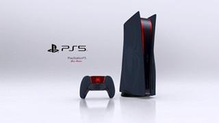 Ngắm nhìn những mẫu thiết kế PS5 đẹp đến nao lòng đến từ cộng đồng game thủ