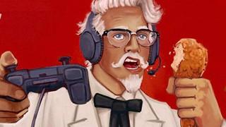 KFC bất ngờ phát hành một máy chơi game thế hệ mới được cho là mạnh mẽ như PS5