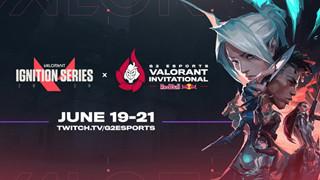 Valorant: Riot Games chính thức công bố series giải đấu chuyên nghiệp mới mang tên Ignition Series