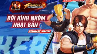 KOF AllStar VNG – Quyền Vương Chiến oanh tạc làng game Đông Nam Á