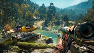 Far Cry 6 tiếp tục rò rỉ bối cảnh và các tính năng, khi cưỡi ngựa kết hợp Jetpack