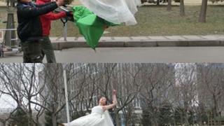 """Cười bể bụng trước những cảnh quay... """"không thể giả hơn"""" trong phim Trung Quốc thời hiện đại"""