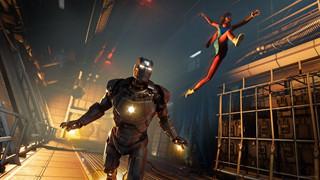 Loạt ảnh siêu ấn tượng của Marvel's Avengers trên PlayStation 5