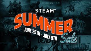 Steam Summer Sale chính thức bắt đầu, bạn đã sẵn sàng cháy ví?