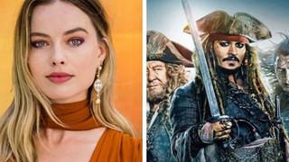 """[HOT] """"Bom sex đương đại"""" Margot Robbie đóng chính Cướp biển vùng Caribbean bản mới"""
