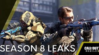 Call of Duty Mobile: Ngày phát hành, bản đồ mới, chủ đề Season 8