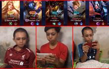 Cộng đồng game thủ hoảng hốt khi thấy hình ảnh 3 em nhỏ mắt thâm quầng vì mải mê cày game