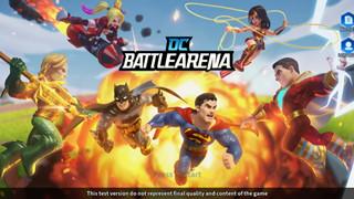DC Battle Arena - Tựa game đối kháng 3v3 đáng thất vọng của DC ngay trong đợt thử nghiệm đầu tiên
