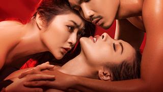 Phim Việt 18+ gây sốc với cảnh nhân vật khoả thân chạy trong mưa