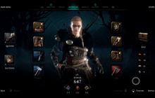 Ubisoft tiết lộ gameplay, hệ thống giao dịch cửa hàng cùng vũ khí trong Assassin Creed Valhalla