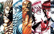 """Top 5 manga thảm họa, tận thế cực """"tởm"""" không dành cho người yếu tim"""