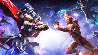 Marvel Duel chính thức mở đăng kí sớm và chuẩn bị ra mắt ngay đầu tháng 8