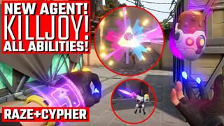 Valorant: Riot Games hé lộ bộ kĩ năng mới của Killjoy - Agent thứ 12 sắp ra mắt