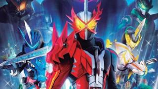 Kamen Rider Saber xác nhận ngày ra mắt, hé lộ dàn nhân vật cùng hàng loạt thông tin nóng hổi khác