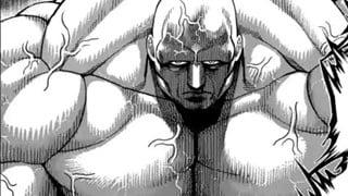 Dự đoán spoiler Kengan Omega chap 72: Julius thể hiện sức mạnh tuyệt đói, áp đảo Mudo!